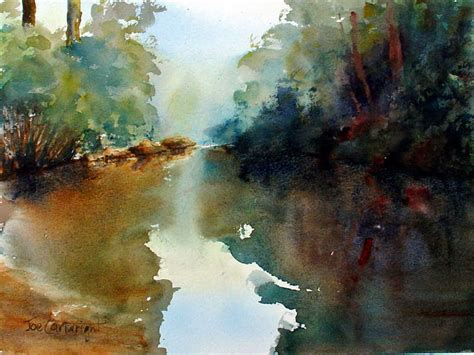 watercolor painting watercolor painting river gallery