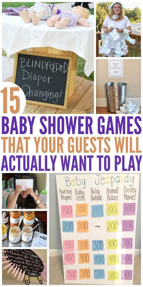Baby Shower To Play by 15 Hilariously Baby Shower Baby Shower