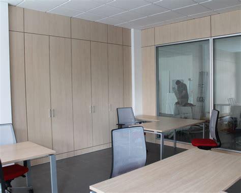 pareti attrezzate ufficio design italia