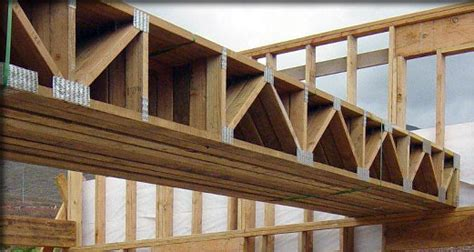 Wood Floor Trusses by Engineered Floor Trusses Truss Systems Hawaii