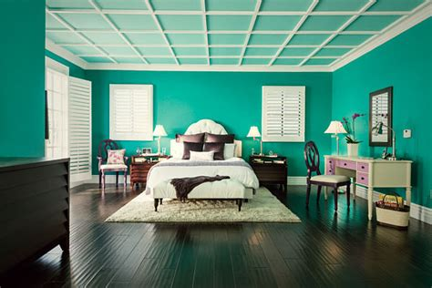 green and teal bedroom relaxing bedroom colors for your interior