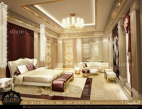 stunning bedroom room design by algedra interior design
