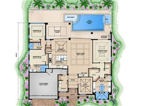 west indies house plans west indies house plans sunbelt style west indies home plan 037h 0179 at