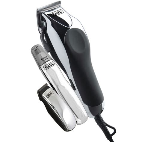 wahl trimmer tutorial wahl deluxe chrome pro mains clipper free shipping
