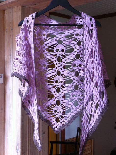 pinterest shawl crochet pattern crochet skull shawl crochet patterns pinterest