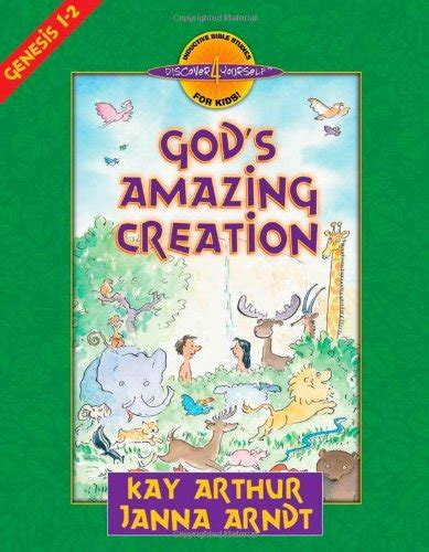 god of creation bible study book a study of genesis 1 11 books biography of author janna arndt arthur booking