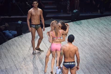 bench underwear show the naked truth bench underwear and denim fashion show