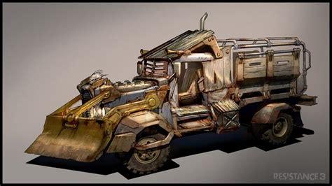 Auto Krieg by R3 Prison Warden Truck By Meckanicalmind