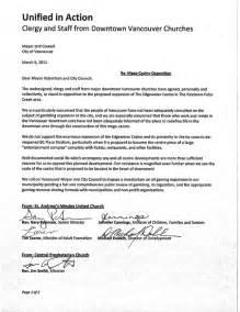 church invitation acceptance letter