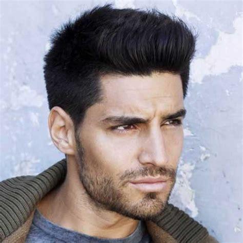 mens short hair styles mens short spiky haircuts to