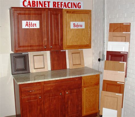 How Much Does Kitchen Cabinet Refacing Cost Cabinet Resurfacing Cost Mf Cabinets
