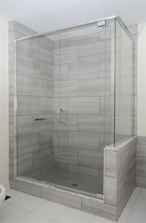 12x24 Shower Tile by Eramosa 12x24 Porcelain Tile Showers
