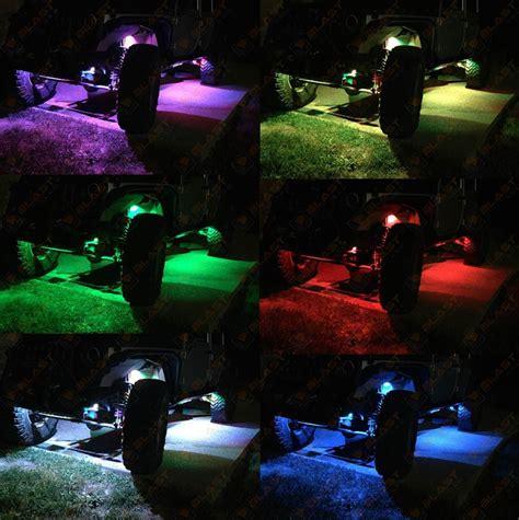Kawell Cree Led Rgb Rock Light Kits Super Bright Led Work Led Rgb Lights
