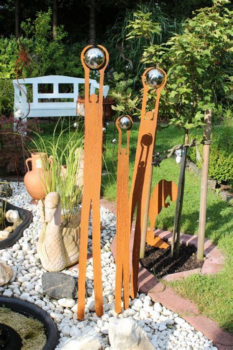 Garten Deko Metall by Gartendeko Aus Metall 25 Auff 228 Llige Bilder Archzine Net