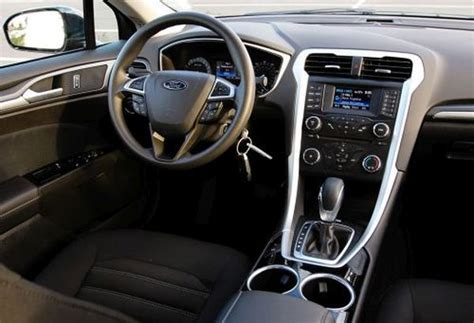 2015 Fusion Interior 2016 ford fusion price release date 2017 2018 best cars reviews