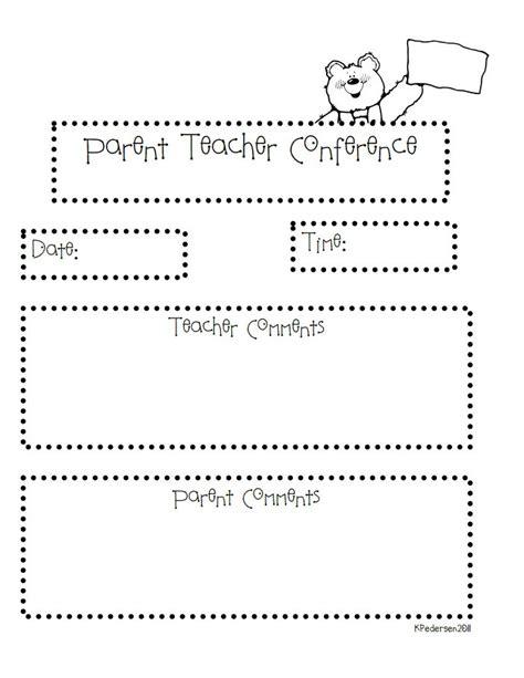 Parent Conference Letter Parent Conference Letter Pdf School Ideas