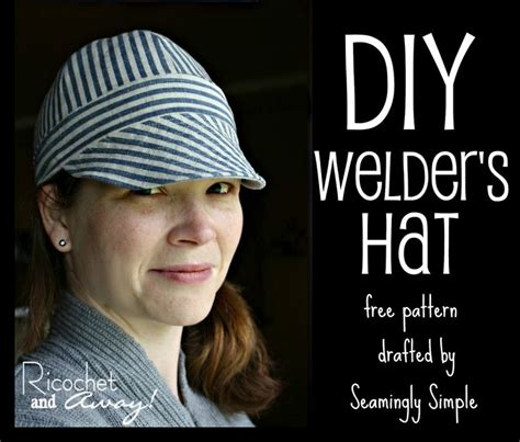 pattern welding cap best 25 welding cap pattern ideas on pinterest welding
