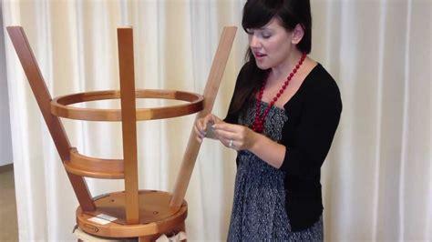 graco wooden high chair repair kit graco classic wood highchair repair kit installation