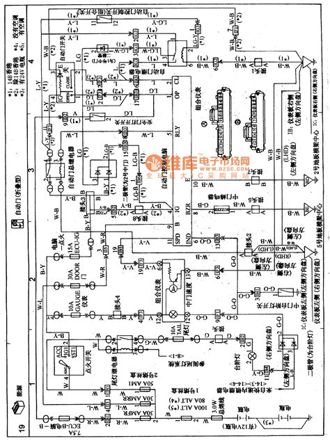 toyota coaster electrical wiring diagram 40 wiring