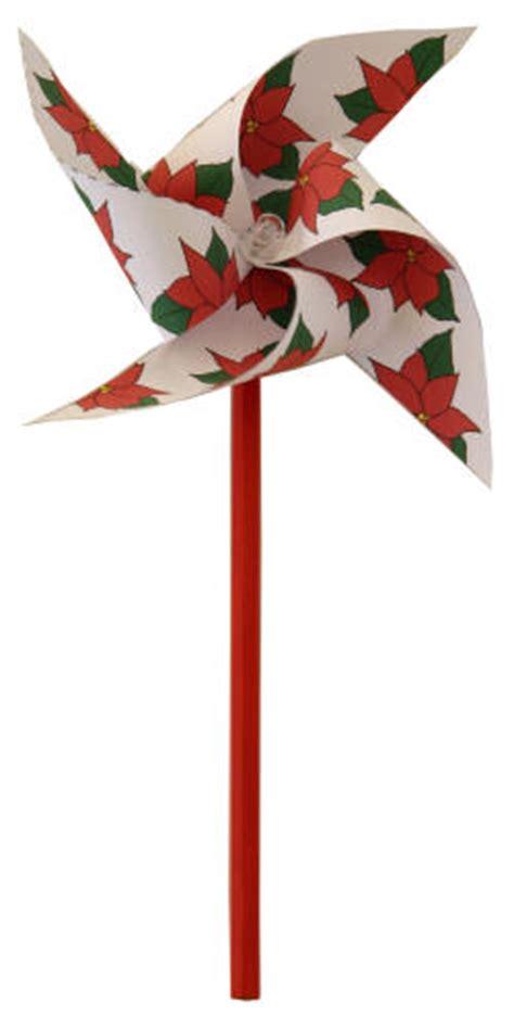 christmas pinwheel craft