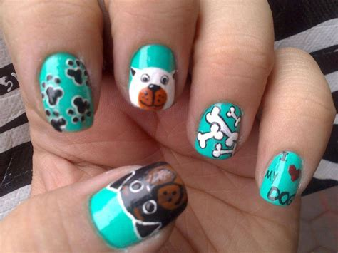 imagenes de uñas decoradas animales u 241 as decoradas con huellas de animales