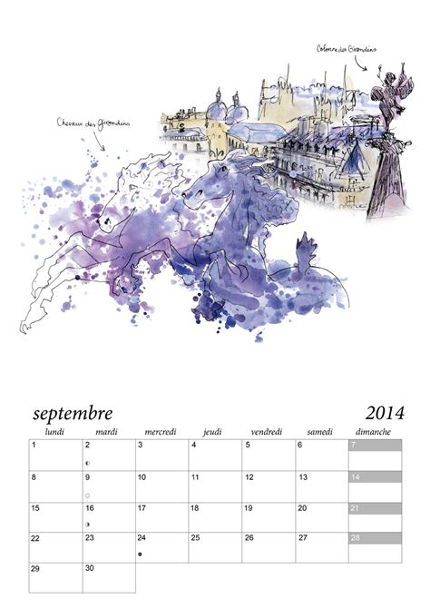 Calendrier Bordeaux Calendrier De Bordeaux 10 Juliebulle Illustration Bordeaux