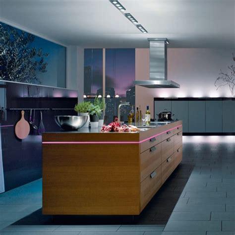 mood lighting kitchen interactive home lighting options to change the room s