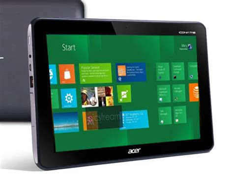 acer windows 8 tablet price acer windows 8 tablet pricing revealed and it s crazy