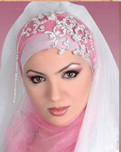 Jilbab Pengantin quot this is it quot model jilbab pengantin