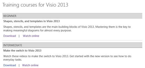 visio courses microsoft visio how to best free home