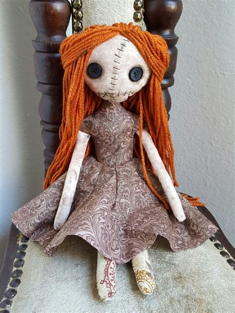 Creepy Handmade Dolls - 375 best dolly images on handmade dolls rag