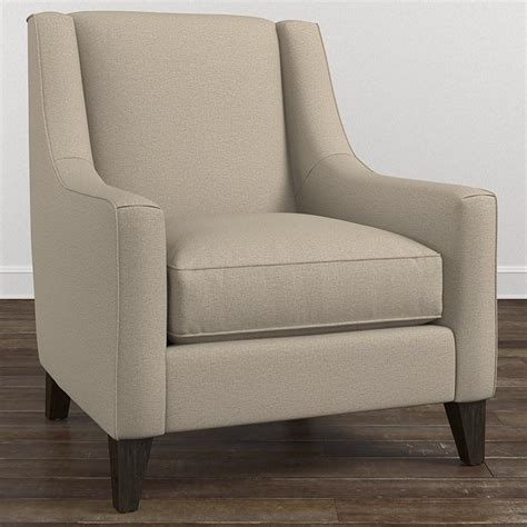 fabric living room chairs living room accent chairs living room bassett furniture