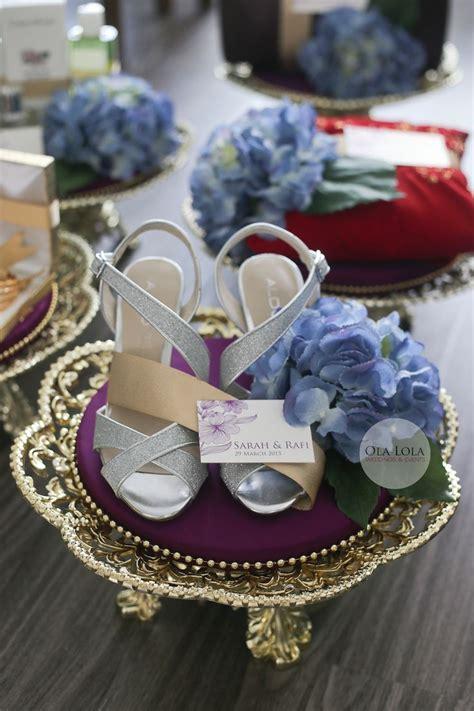 Kotak Cincin Nikah Cincin Kawin Coklat Nb51wr tips gubahan hantaran simple 10 wedding kahwin
