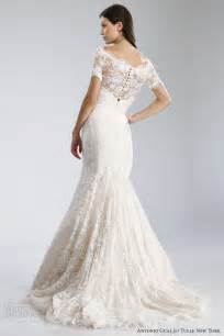 wedding dress boutiques nyc antonio gual for tulle new york fall 2014 wedding dresses
