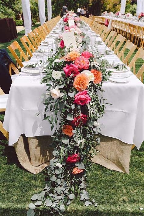 Blumendekoration Hochzeit Tisch by 91 Besten Hochzeit Tischdekoration Bilder Auf