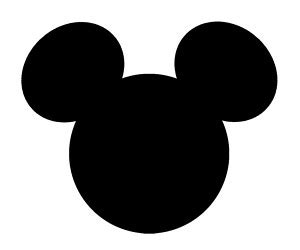 mickey mouse ears clip art clipart best