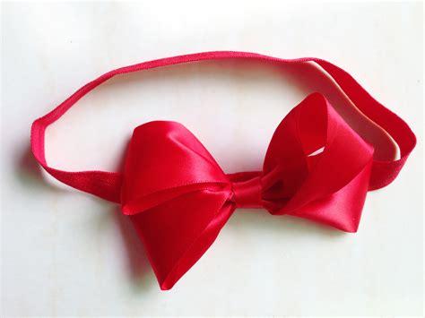 Headband Bow hair bows and headbands lovely baby cotton