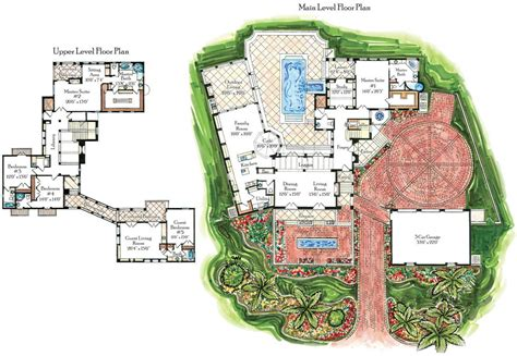tuscan villa floor plans tuscan floor plans rustic tuscan home plans villa style
