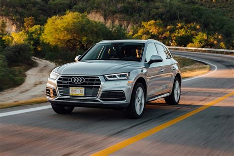 Audi Q 5 by 2018 Audi Q5 U S Spec Review Taller And Stronger Motor