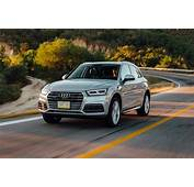2018 Audi Q5 US Spec Review Taller And Stronger  Motor