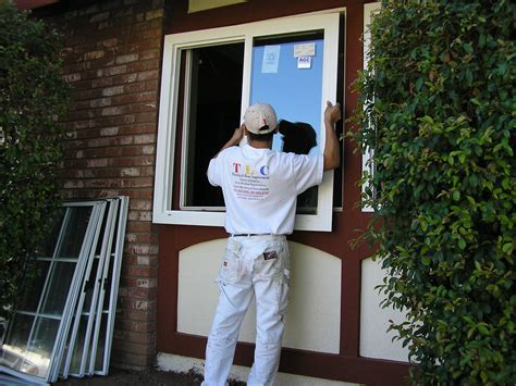 tlc home improvement how new vinyl windows are installed
