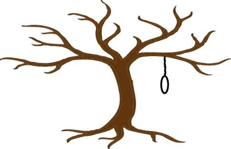 Brown Tree Clip by Brown Tree Without Leaves Clipart