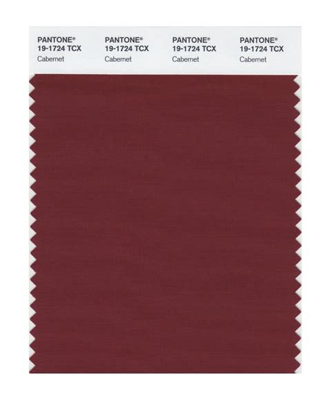 cabernet color buy pantone smart swatch 19 1724 cabernet