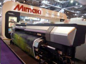 Mesin Digital Printing Kain fitinline 7 macam mesin digital printing tekstil