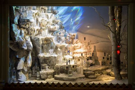 fortnum mason christmas window displays 2014 best