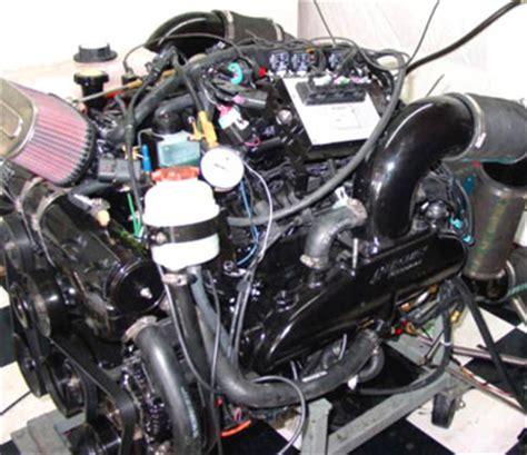 boat engine upgrades vortec 8100 8 1l 496mag mercury marine performance