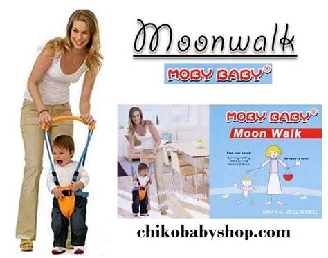 Kasur Hugo moby baby moonwalk walking assistance murah