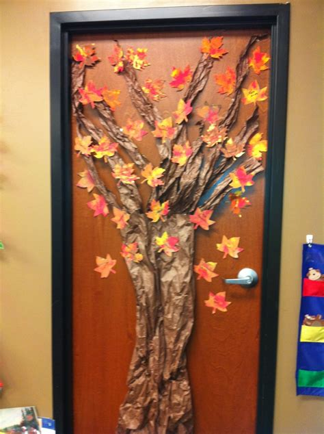 Preschool Door Decorations For Fall by 17 Best Images About Classroom Fall