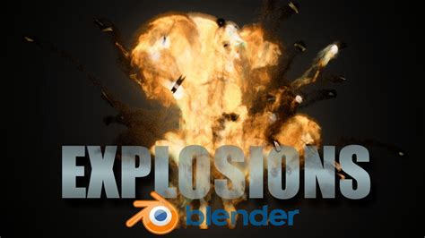 blender tutorial exploding planet create realistic explosions blender cycles tutorial