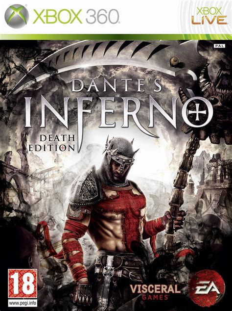 Kaset Ps3 Bd Ps3 Dantes Inferno Dantes Inferno 但丁的地獄之旅破關前感想 遊戲大好 隨意窩 xuite日誌